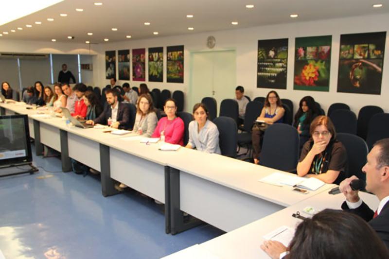 SMA discute ações para assegurar segurança hídrica
