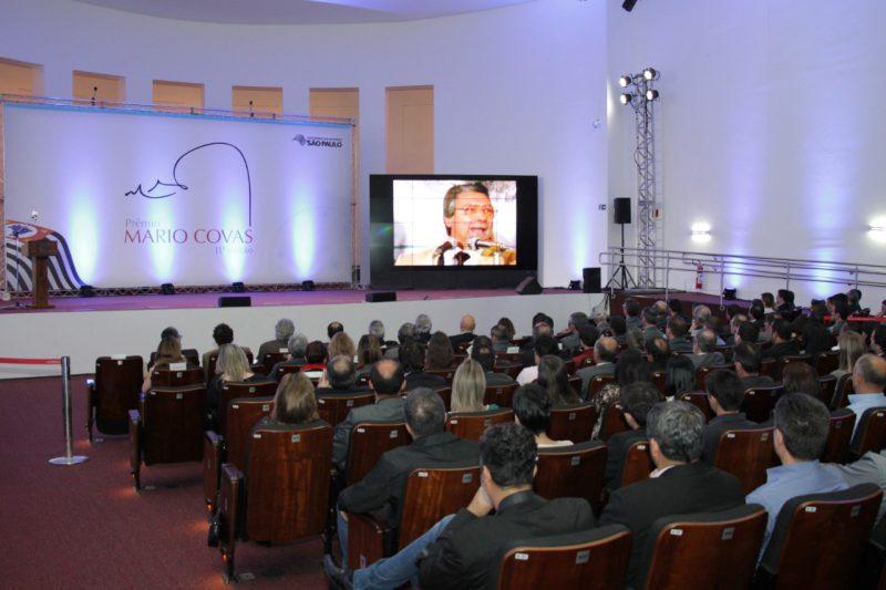 Participe do 12º Prêmio Mario Covas