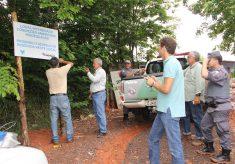 SMA e Polícia Ambiental fecham lixão clandestino em Vargem