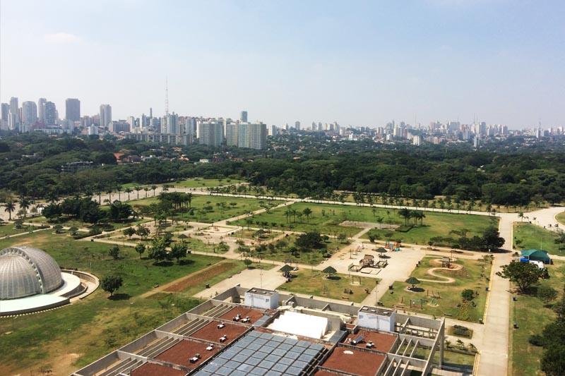 Parques da capital abrem normalmente durante o Carnaval