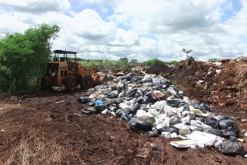 SMA interdita aterro sanitário de Santa Cruz do Rio Pardo