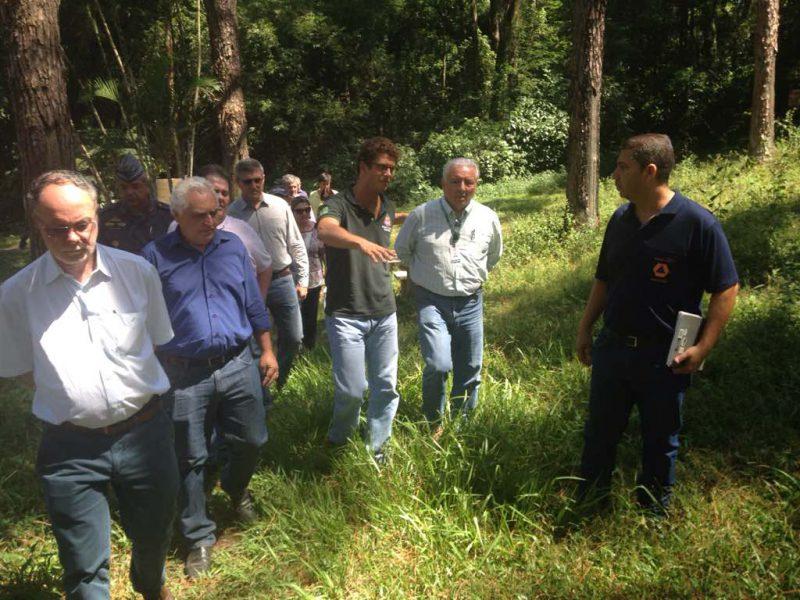 SMA estuda passar gestão do Horto de Piracicaba para prefeitura