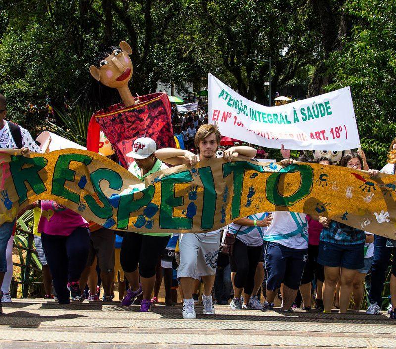 Parque Villa-Lobos sedia 3º CaminhaDown São Paulo