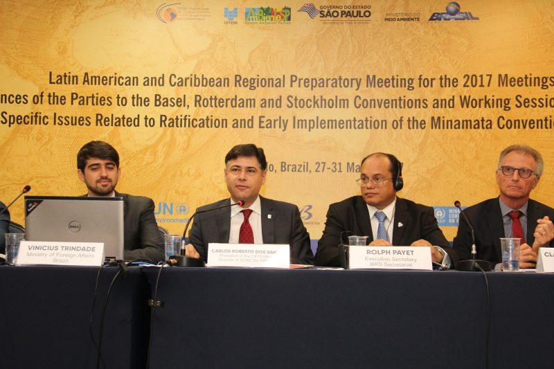 São Paulo sedia reunião preparatória para as COPs 2017