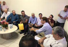 Interlocutor é fundamental para Município Verde Azul, diz Salles