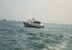 Pescadores de Cananeia recebem Curso de Formação de Aquaviários