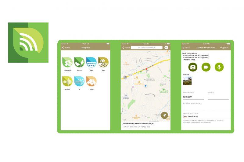 Secretaria lança aplicativo para denúncias ambientais