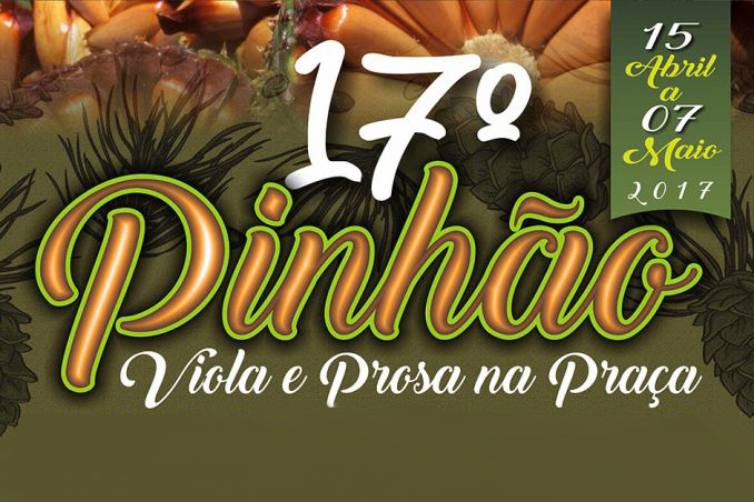 Tradicional Festa do Pinhão de Cunha será aberta no dia 15 de abril