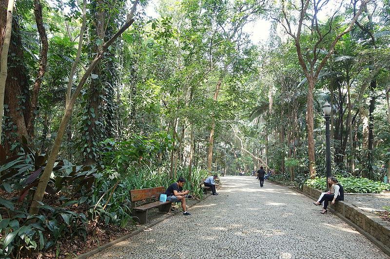 Qual o primeiro parque urbano do Brasil?