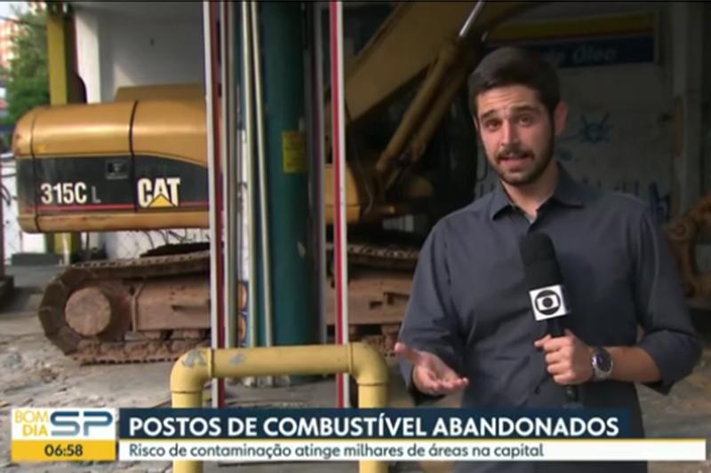 Postos de combustíveis abandonados oferecem riscos de contaminação