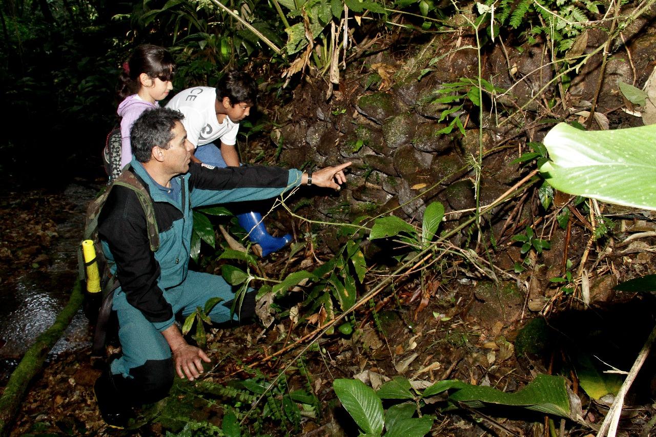 Práticas de mínimo impacto para ambientes naturais