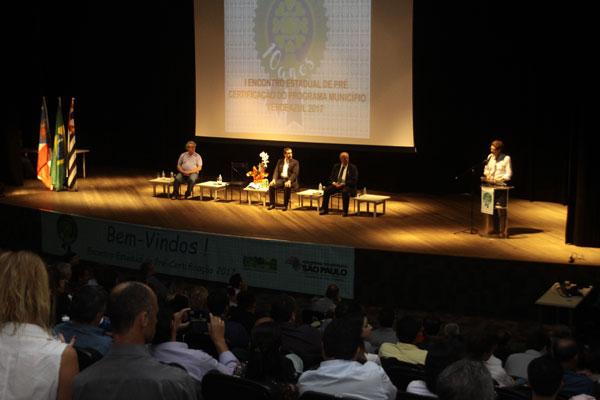 Cidades da Região recebem pré-certificação Verde Azul