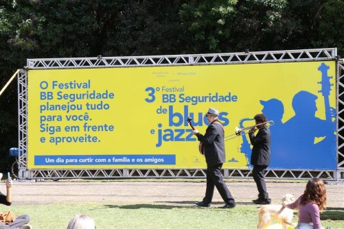 Festival BB de Blues e Jazz no Parque Villa-Lobos