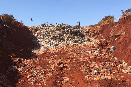 Aterro sanitário em Barrinha é interditado por volume elevado de lixo