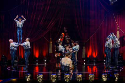 Cirque du Soleil abre nesta quinta vendas para o espetáculo 'Amaluna'