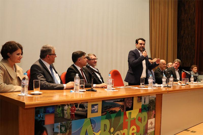 Maurício Brusadin é o novo secretário do Meio Ambiente
