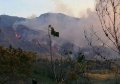 Incêndio ameaça Estação Ecológica Bananal