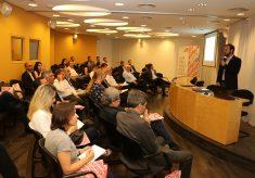 Gestão de resíduos em debate no Consulado da Áustria