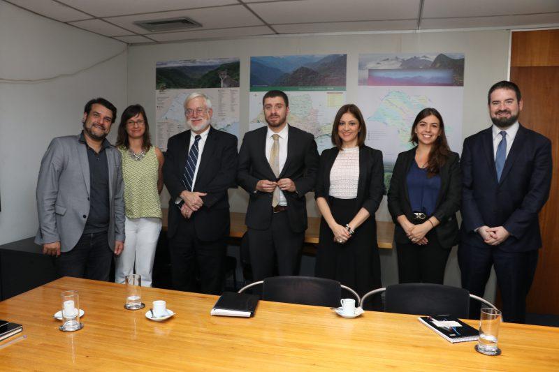 SMA estuda parceria com os Estados Unidos