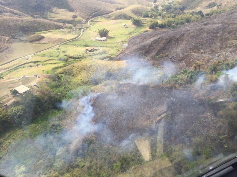 Incêndio em Bananal é controlado por megaoperação de combate