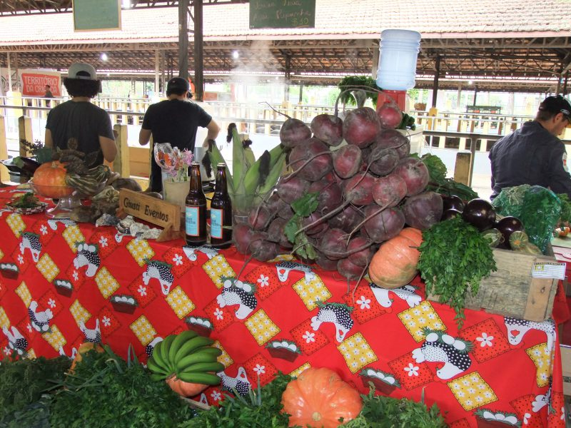 Parque da Água Branca sedia Festival da Gastronomia Orgânica