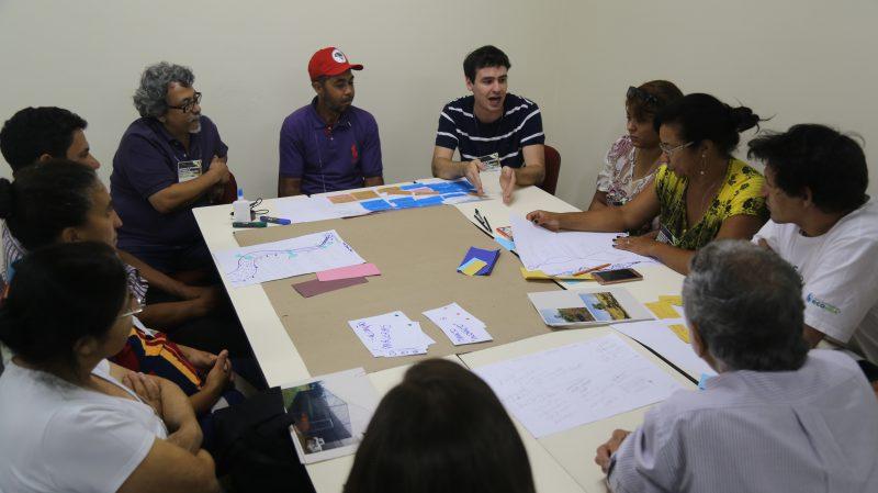 Intercâmbio compartilha resultados dos projetos do PDRS