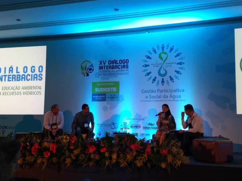 Sistema Ambiental Paulista se prepara para o 8º Fórum Mundial da Água