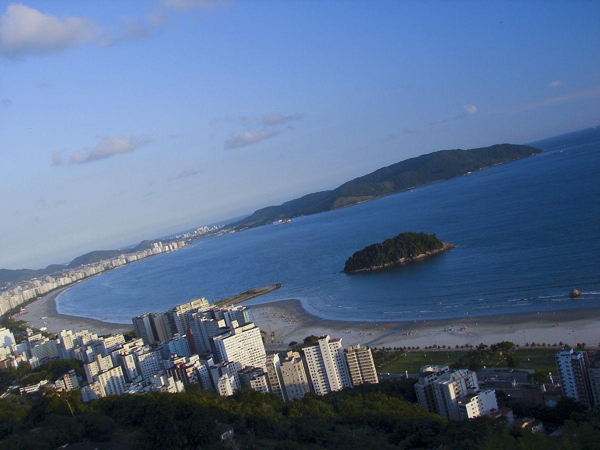 Cetesb avalia estudo sobre presença de cocaína nas águas de Santos