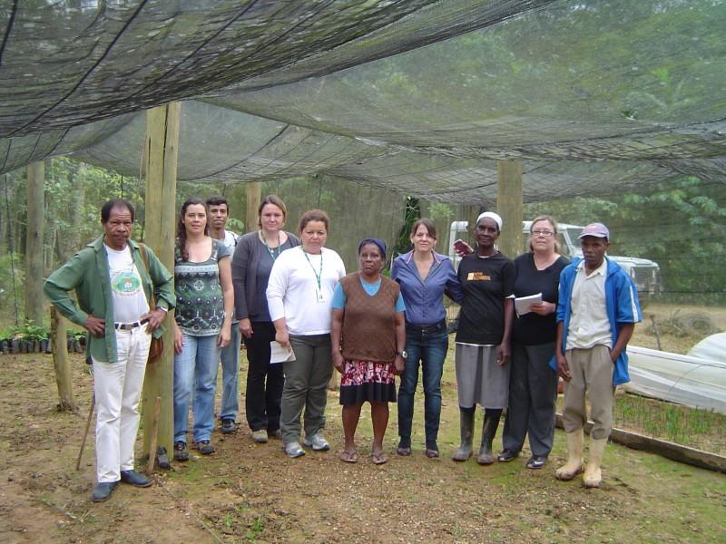 Os frutos do Projeto de Desenvolvimento Rural Sustentável
