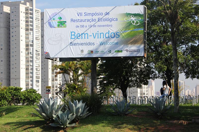 VII Simpósio de Restauração Ecológica foca nos avanços tecnológicos