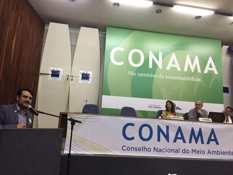 Novos conselheiros paulistas tomam posse no Conama