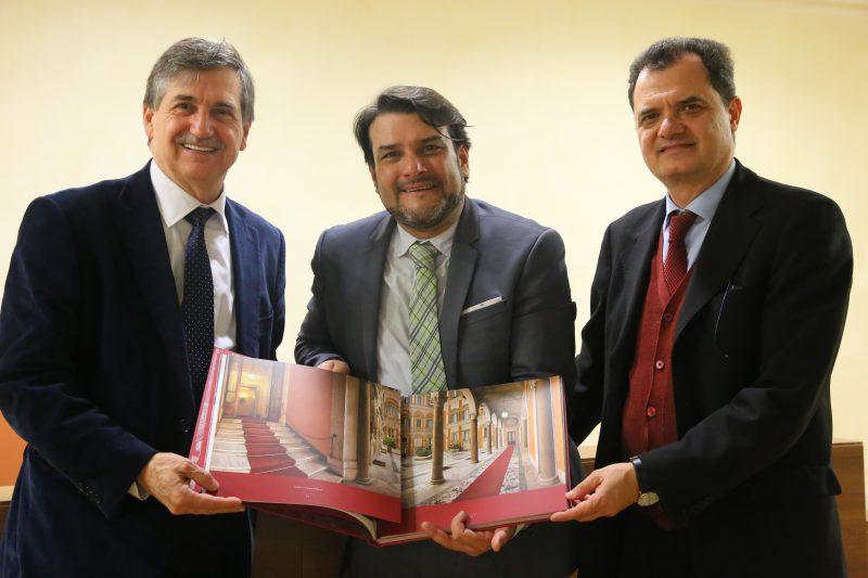 SP e Itália estudam parcerias sobre resíduos e saneamento