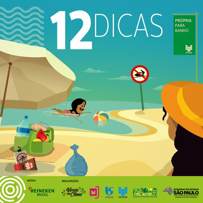 12 dicas para curtir a praia com crianças