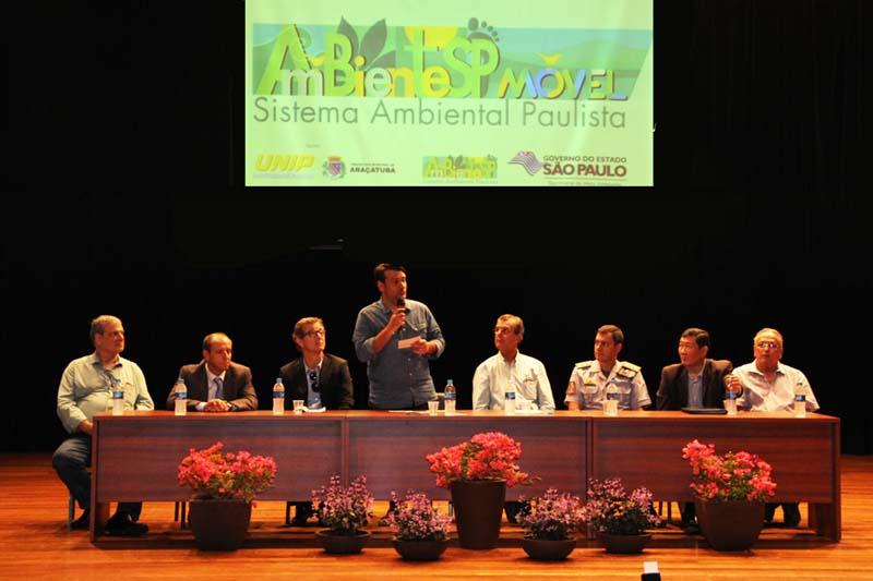 Ambiente Móvel chega a Araçatuba