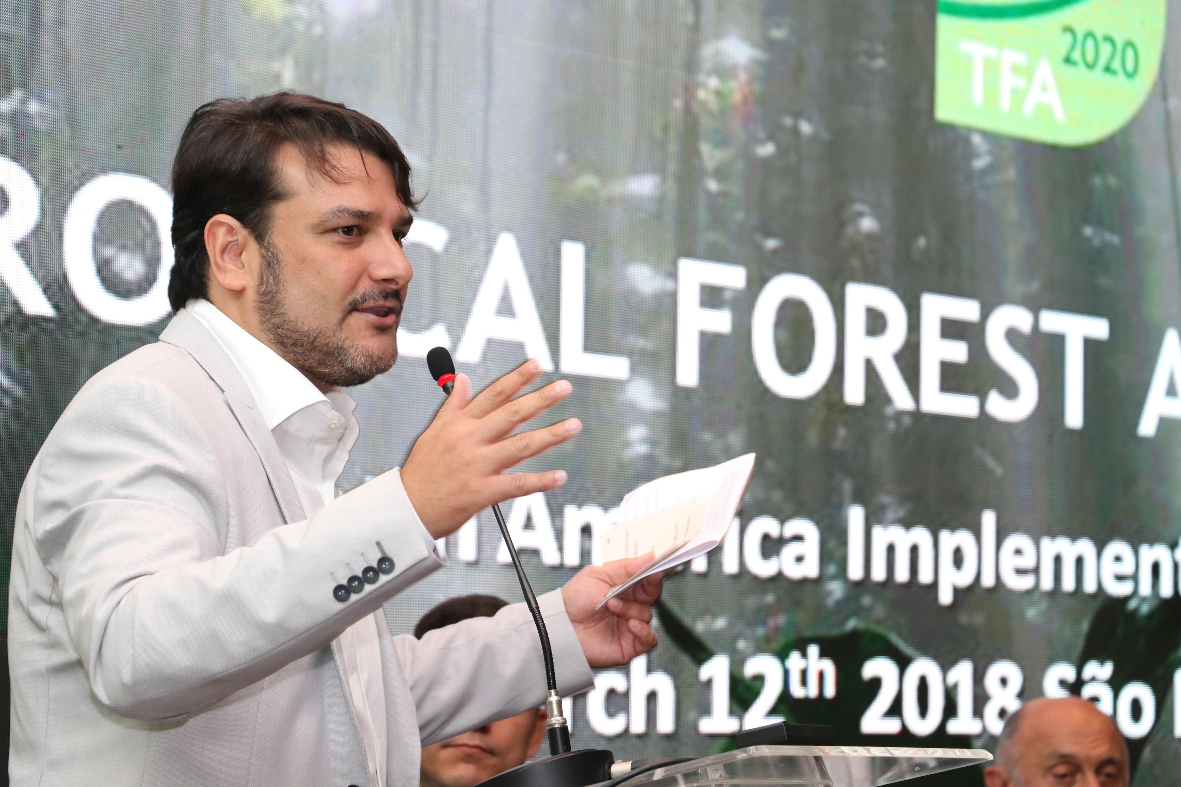 Ações de proteção às florestas são apresentadas em evento da TFA 2020