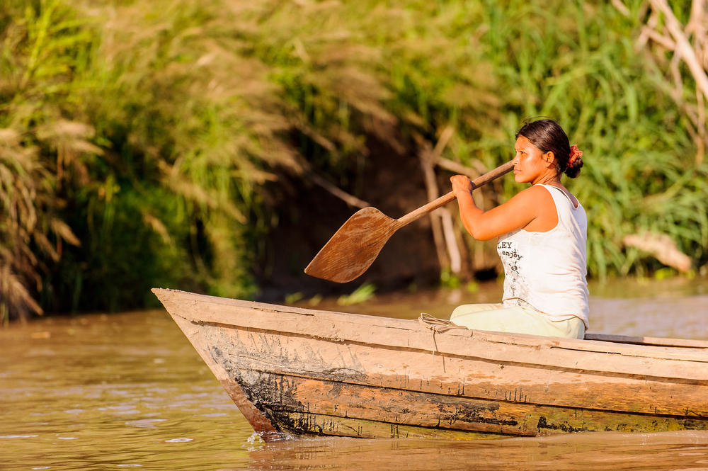 A mulher e as mudanças climáticas