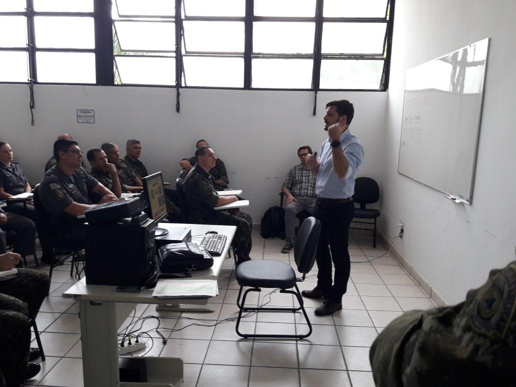 SMA participa de capacitação da Polícia Ambiental